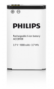 Philips Li-Ion-Akku 3,7V ACC8100