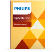 Philips SpeechExec Diktiersoftware Pro Dictate V 10
