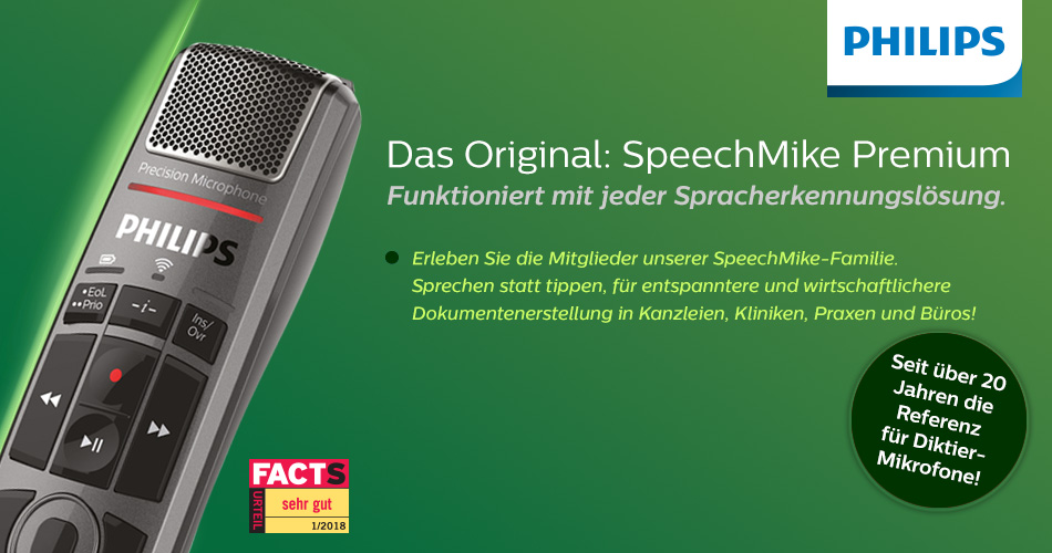 SpeechMike Premium